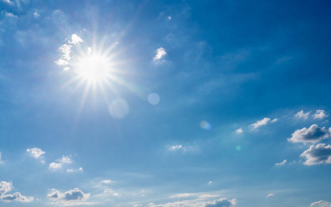 La radiación solar: ¿Conoces los diferentes tipos de rayos que emite el sol?